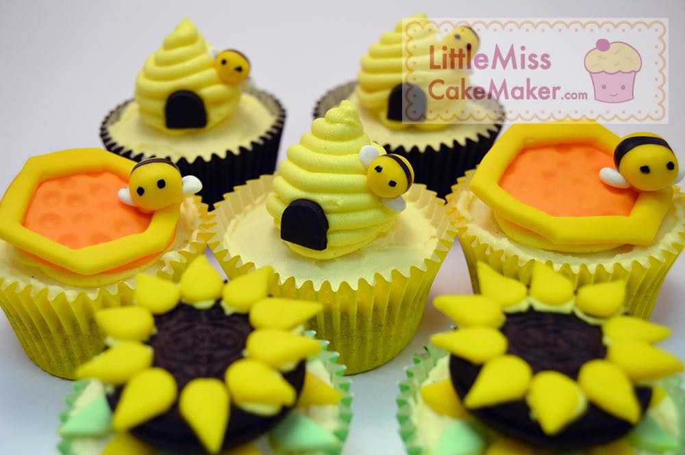 Little Miss Cake Maker wedding cakes with a difference - personalised cupcakes