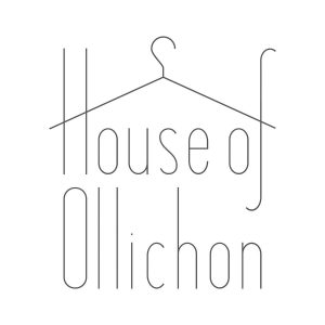 house of ollichon dressless wedding company logo