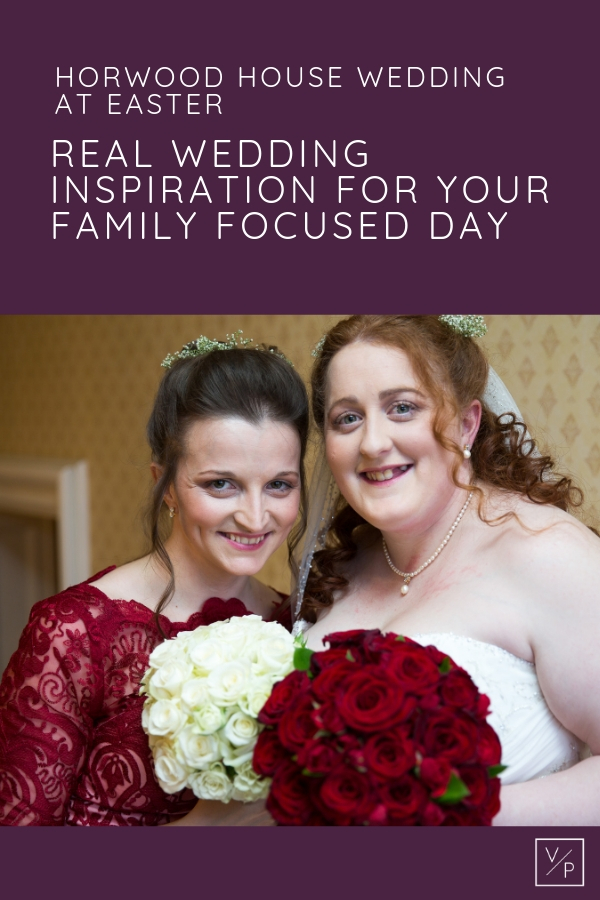 Horwood House wedding at Easter - real wedding inspiration Anna and Tim