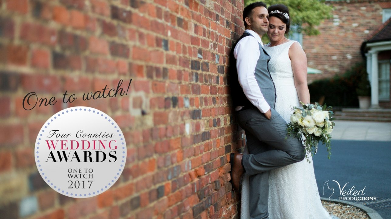 Four Counties Wedding Awards – One To Watch!