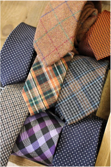 Chimney Menswear - Wedding Outfit Rules-Ties Or Cravats