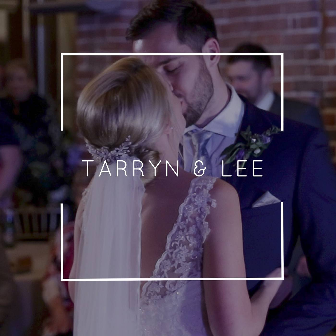 Tarryn and Lee Wedding Film by Veiled Productions - wedding videographer Oxfordshire