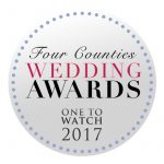 Veiled Productions fun wedding films - award winning wedding videographer Oxfordshire - Four Counties Wedding Awards One to Watch 2017