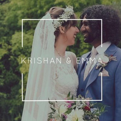 Krishan and Emma fun wedding film by Veiled Productions award winning wedding videographer Oxfordshire