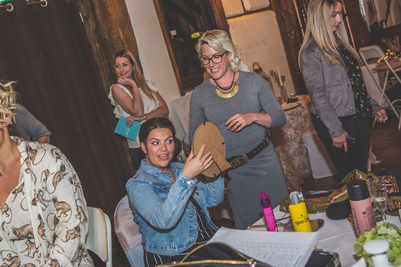 Engage Wedding Planning Party at The Barns Hotel Bedford