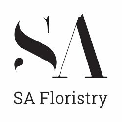 SA Floristry Logo - Bedfordshire Wedding Suppliers