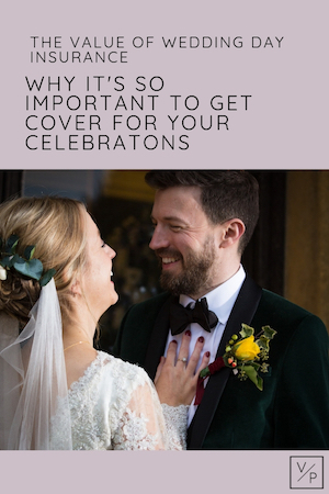 Why wedding day insurance cover is so important - advice from SA Floristry and Veiled Productions at the Engage Weddings Wedding Planning Party.